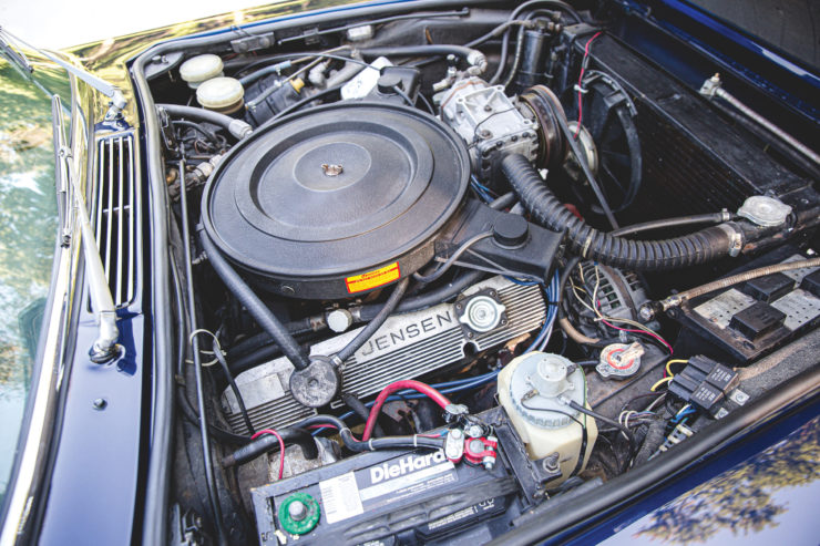 Jensen Interceptor II V8