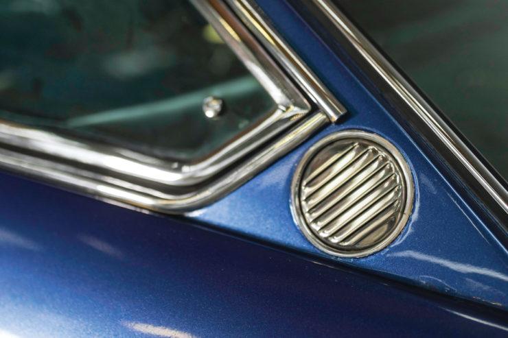 Lamborghini Islero GTS C Pillar