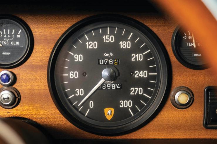 Lamborghini Islero GTS Gauge