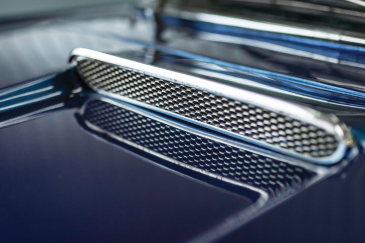 Lamborghini Islero GTS Hood Scoop