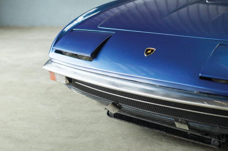 Lamborghini Islero GTS Nose