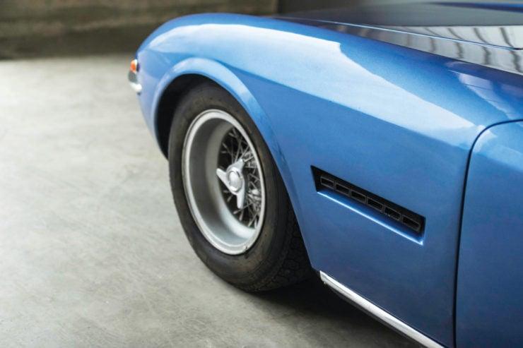 Lamborghini Islero GTS Wheels