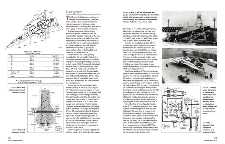 Lockheed SR-71 Blackbird Owner's Workshop Manual 3