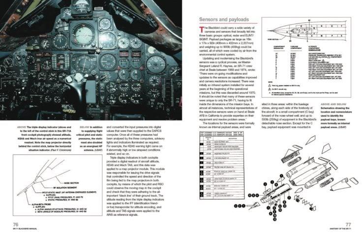 Lockheed SR-71 Blackbird Owner's Workshop Manual 4