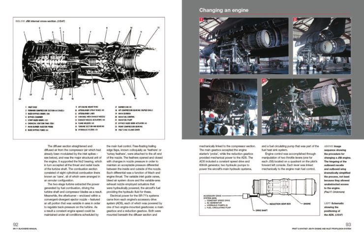 Lockheed SR-71 Blackbird Owner's Workshop Manual 5