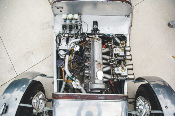 Lotus 7 Series 1 Engine 2