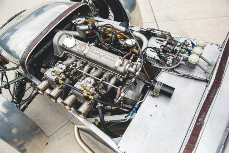 Lotus 7 Series 1 Engine