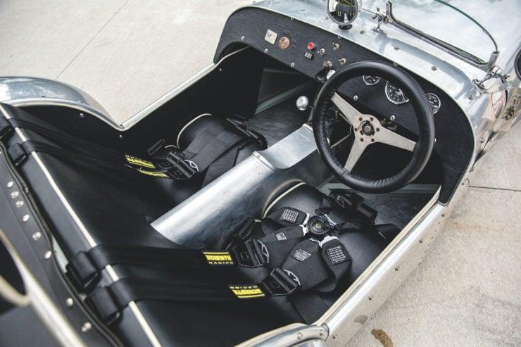 Lotus 7 Series 1 Interior