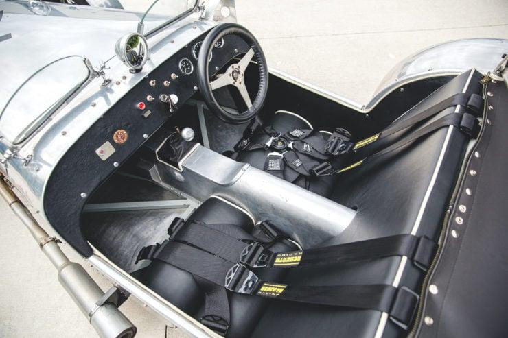 Lotus 7 Series 1 Seats