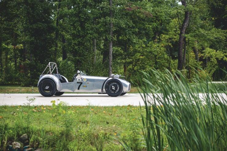 Lotus 7 Series 1 Side