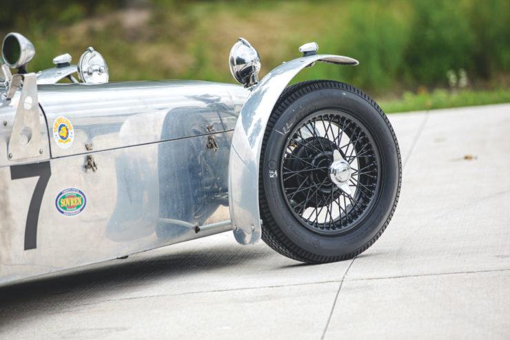 Lotus 7 Series 1 Wheel