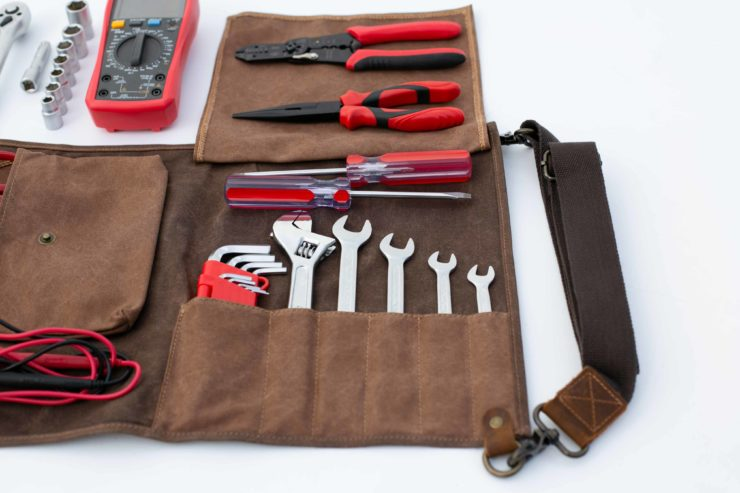 Maestro Tool Roll by Shanghai Customs 1