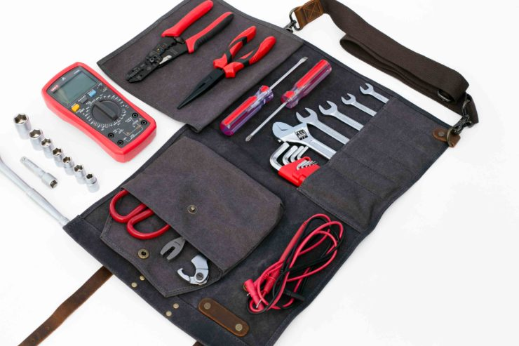 Maestro Tool Roll by Shanghai Customs 13