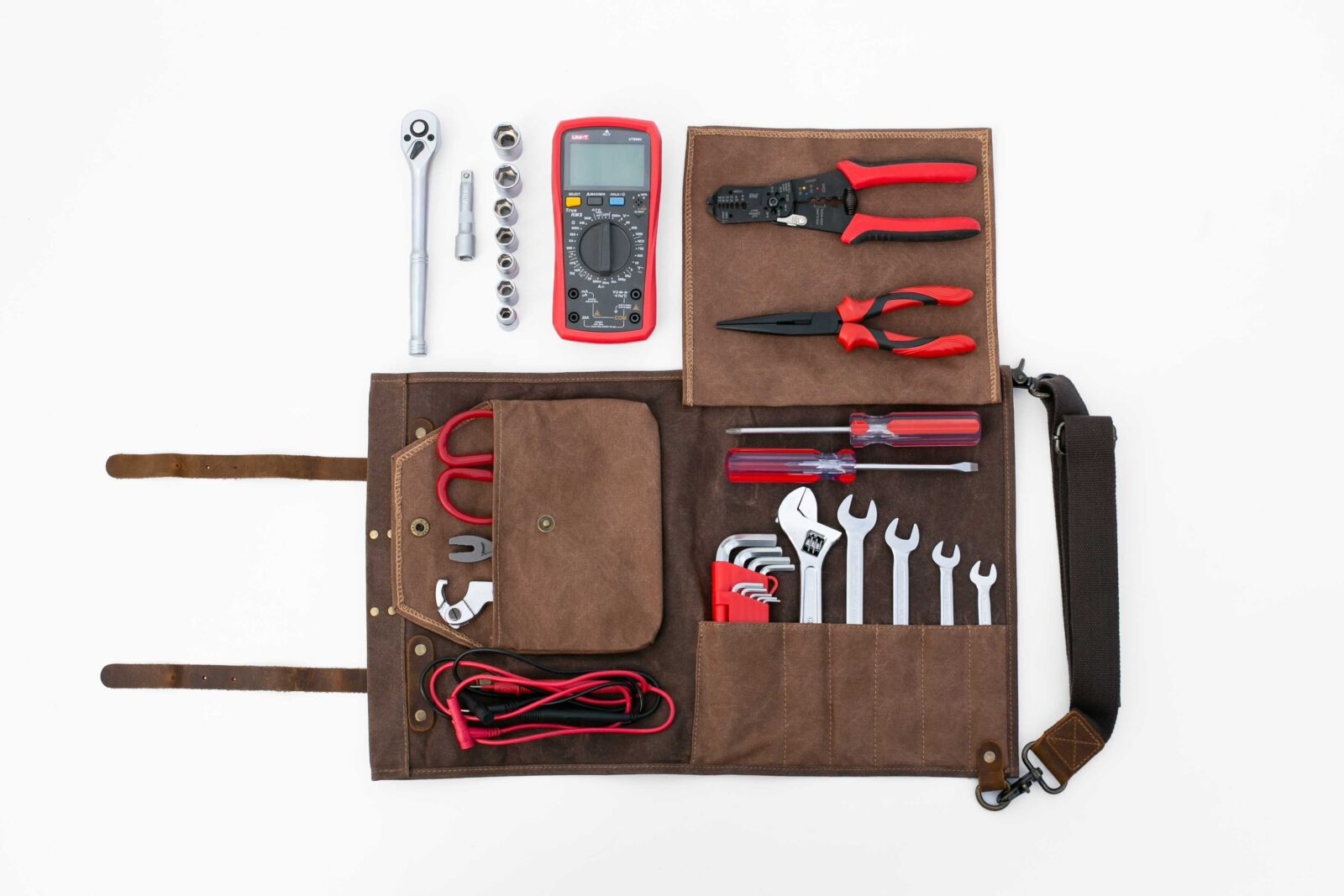 Maestro Tool Roll by Shanghai Customs