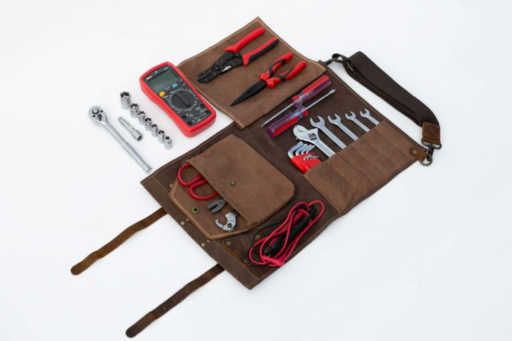 Maestro Tool Roll by Shanghai Customs 2