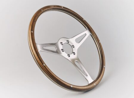 Moto-Lita AC Shelby Cobra Steering Wheel