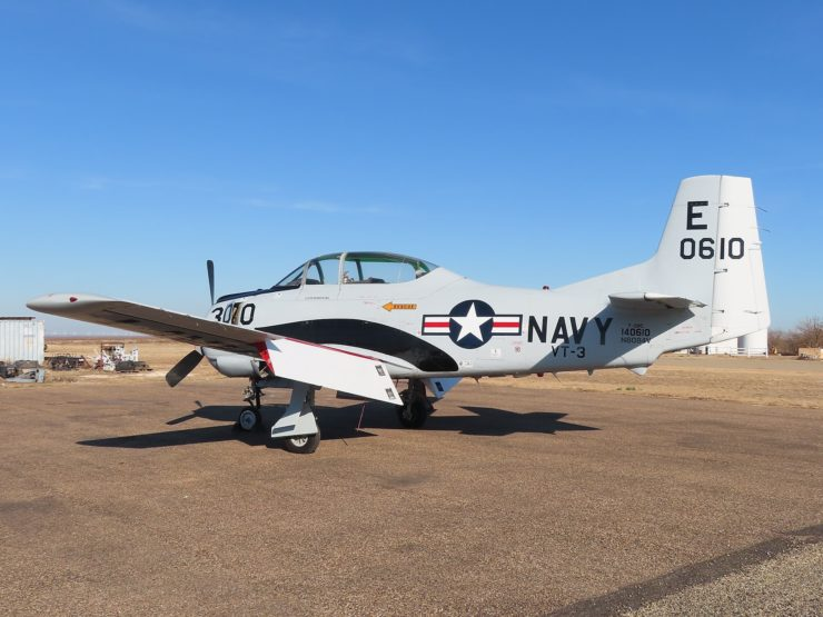 North American Aviation T-28 1