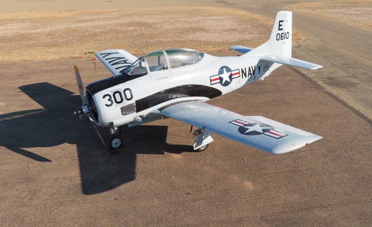 North American Aviation T-28 Warbird