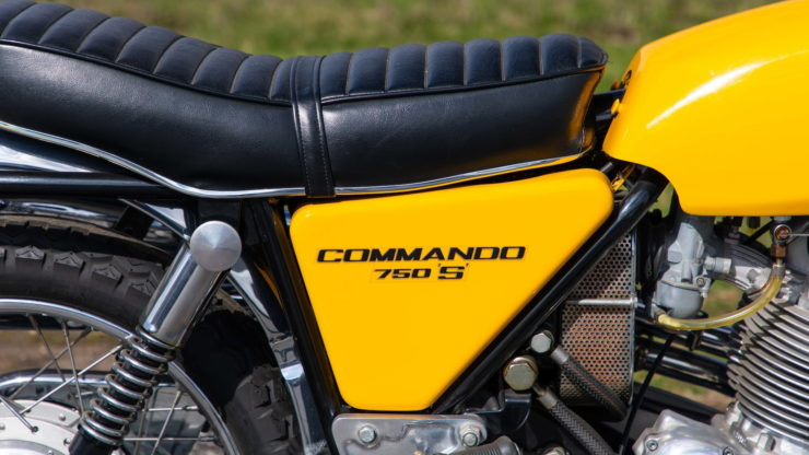 Norton Commando 750 S 5