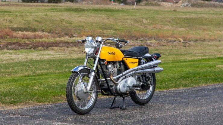 Norton Commando 750 S 8