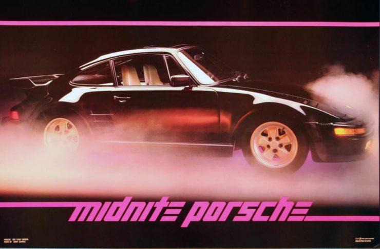 Porsche Poster Collection Slantnose
