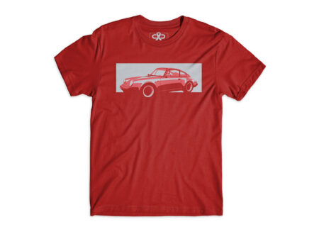 Red Eleven T-Shirt by Cure Collection