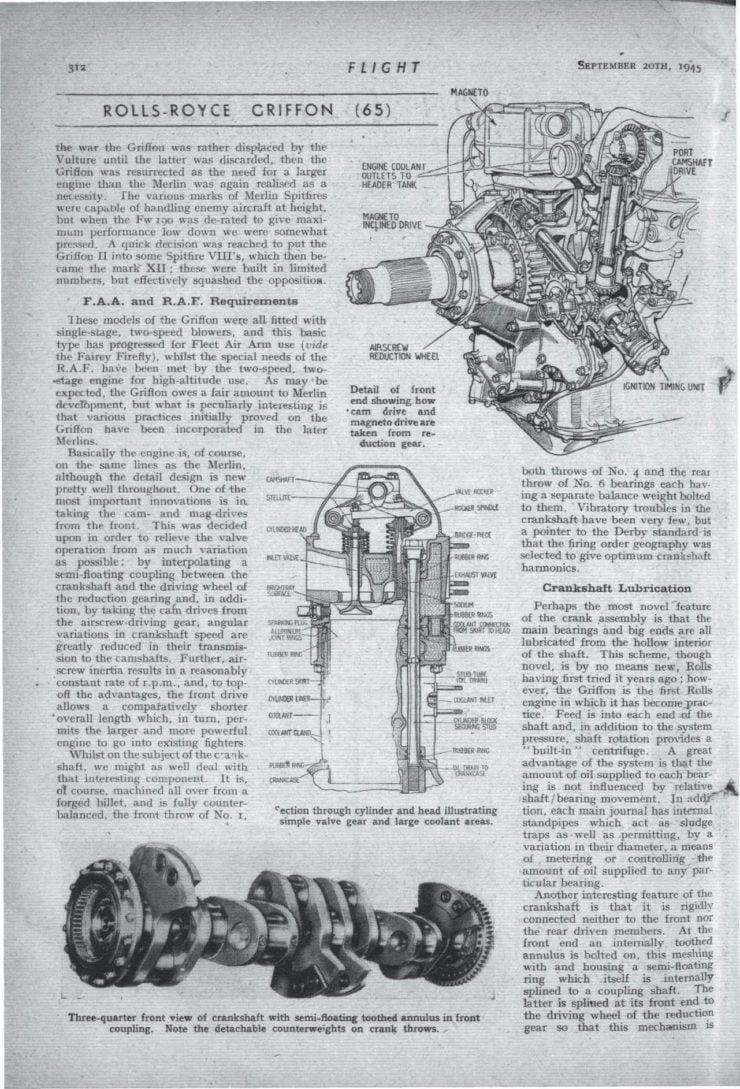Rolls-Royce Griffon Page 3