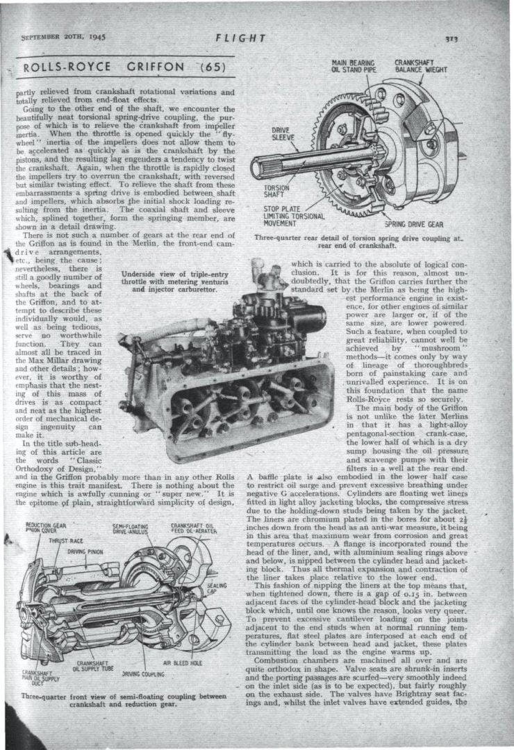 Rolls-Royce Griffon Page 4