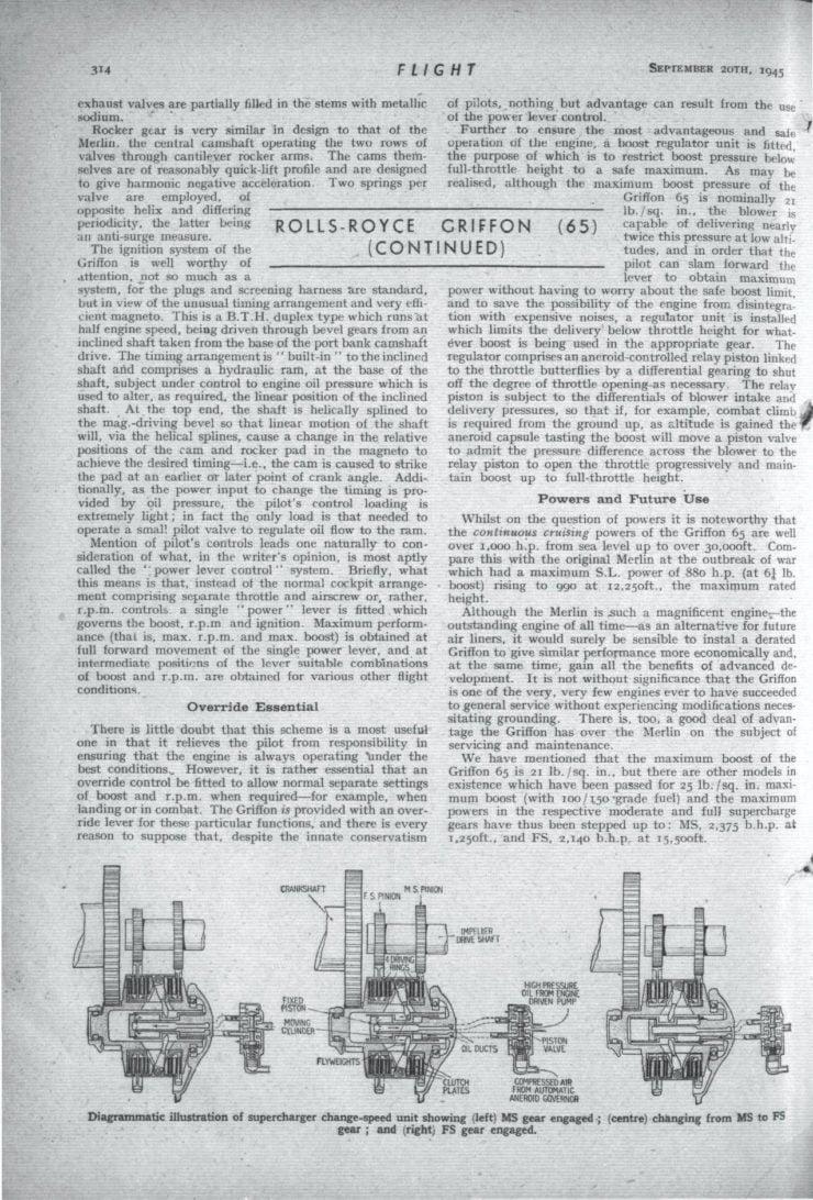 Rolls-Royce Griffon Page 5