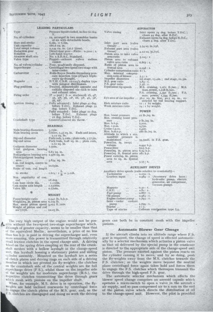 Rolls-Royce Griffon Page 6
