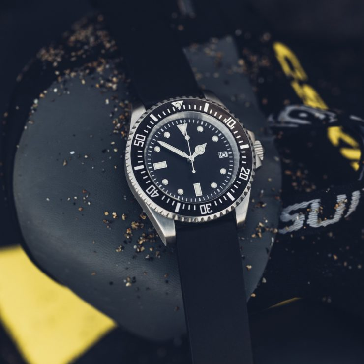 Rotate North Atlantic Automatic Dive Watches