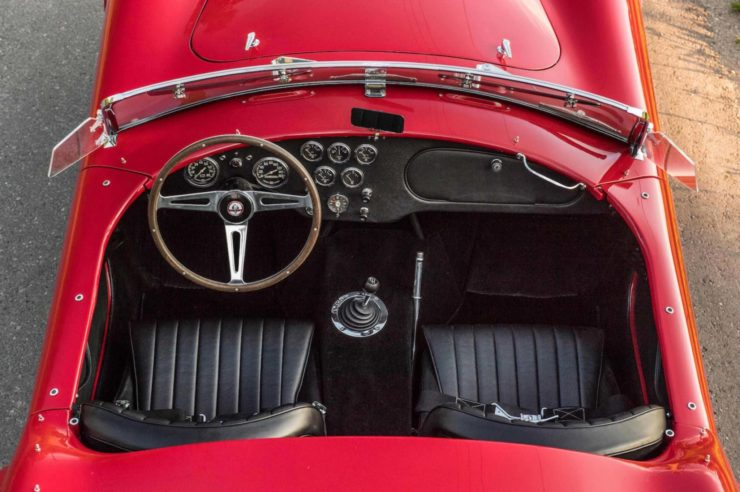 Shelby Cobra Steering Wheel