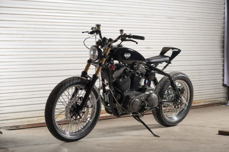 Street Tracker by Dunworth_ x Meanbird Motorcycles 19