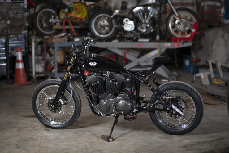 Street Tracker by Dunworth_ x Meanbird Motorcycles 22
