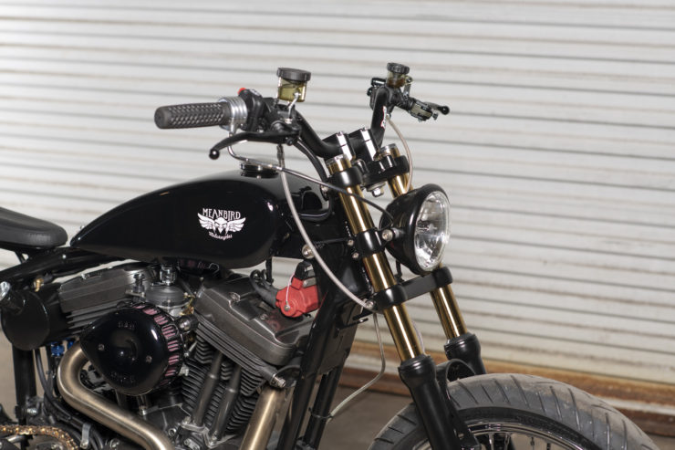 Street Tracker by Dunworth_ x Meanbird Motorcycles 4