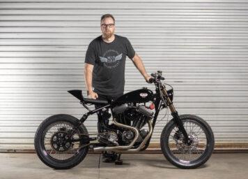 Street Tracker by Dunworth_ x Meanbird Motorcycles 6