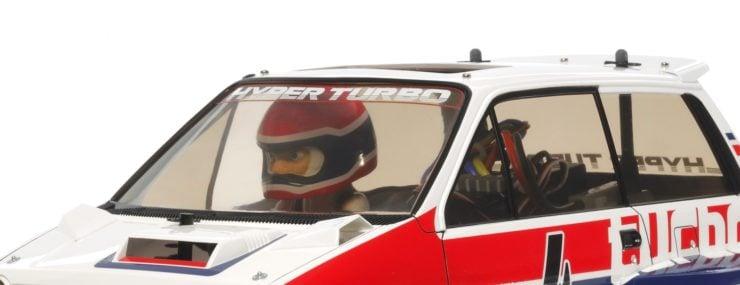 Tamiya Honda City Turbo Driver
