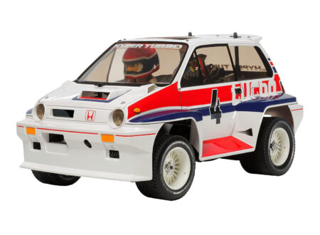 Tamiya Honda City Turbo