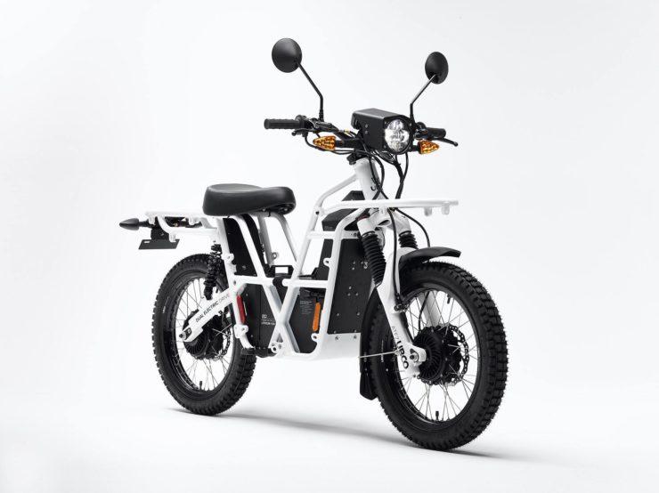 UBCO 2x2 Electric Motorcycle