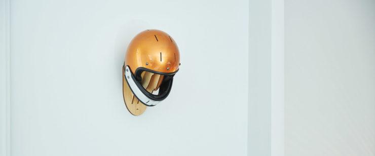 Veldt Trophy Helmet Holder Wall Mount 3