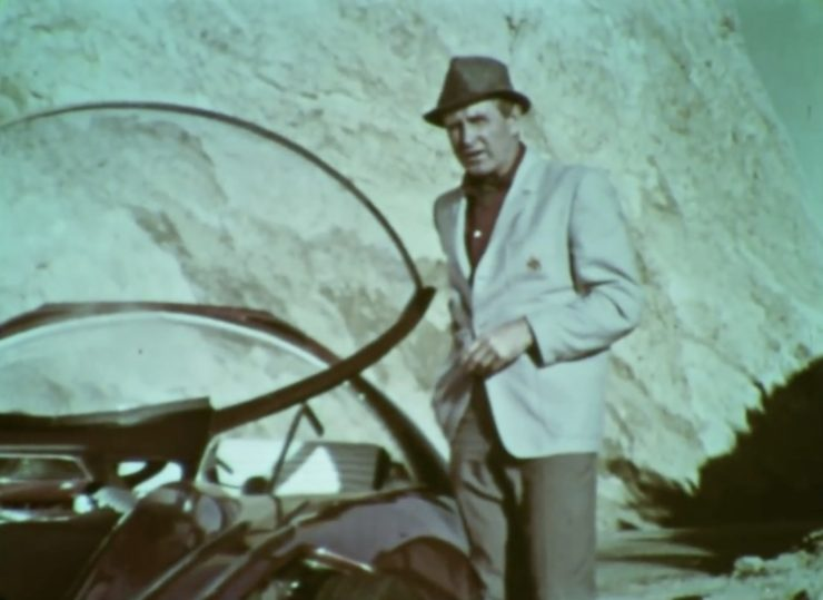 Wonderful World Of Wheels Lloyd Bridges Film