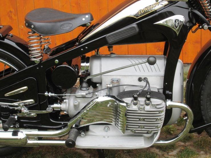 Zundapp K800 Cylinder 2