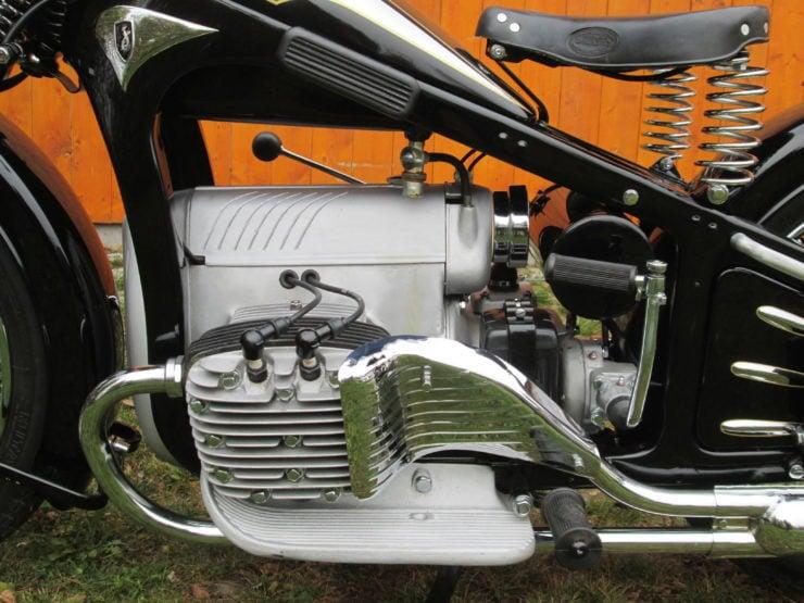 Zundapp K800 Cylinder