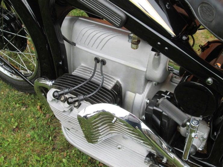 Zundapp K800 Engine