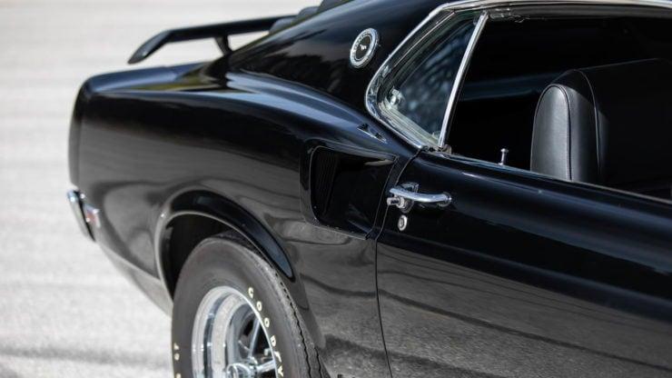 Paul Walker 1969 Ford Mustang Boss 429