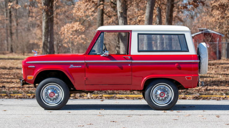 1969 Ford Bronco 1