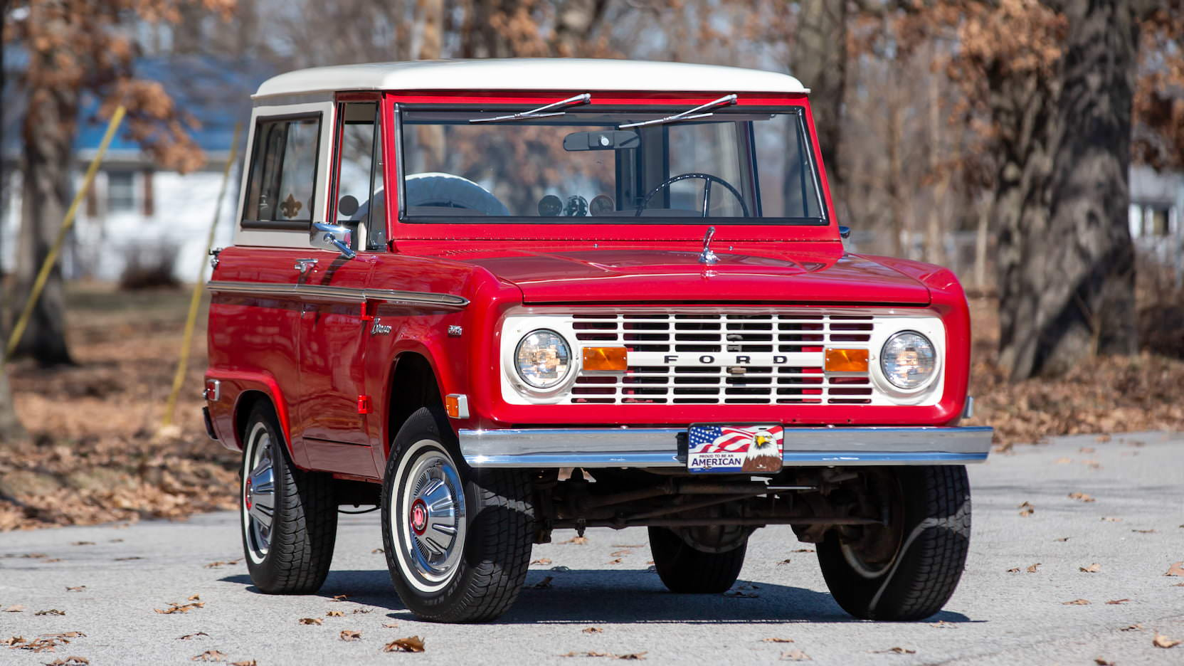 1969 Ford Bronco 12