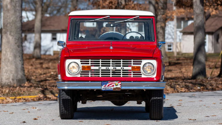 1969 Ford Bronco 14