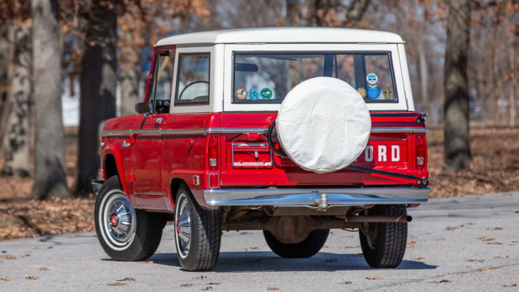 1969 Ford Bronco 2
