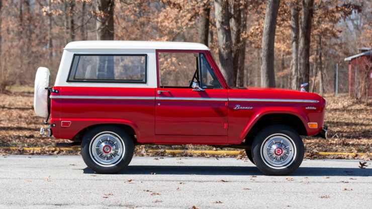 1969 Ford Bronco 7